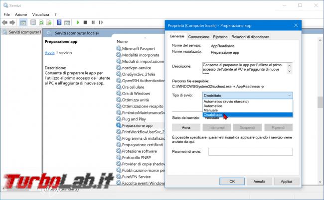 [risolto] Problema Windows 10: schermo nero dopo login / accensione PC lenta. Come risolvere? - zShotVM_1572630013