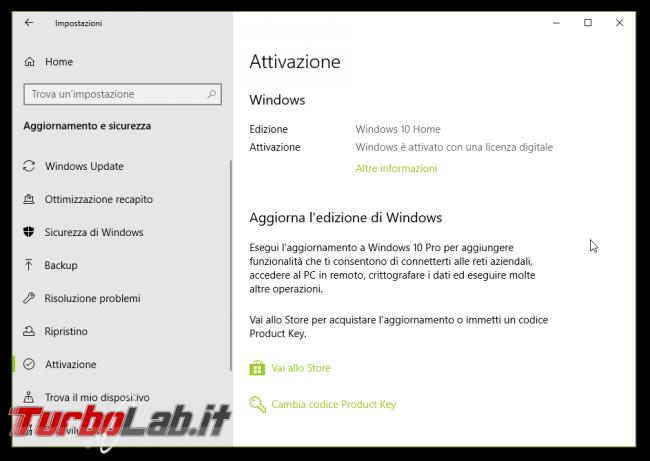 [risolto] Windows 10 non è attivato: errore attivazione 0xC004F074 non è possibile connettersi server attivazione organizzazione. Cosa fare? - windows 10 errore attivazione (6)