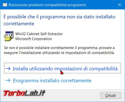 """Risolvere errore """" componente comctl32.ocx dipendenze non è correttamente registrato"""" Windows 10 - Download Pacchetto DLL OCX mancanti - zShotVM_1563957365"""