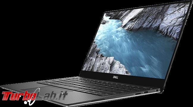 Risparmiare acquistando notebook generazione precedente: migliori PC portatili 2018 - dell xps 13 notebook