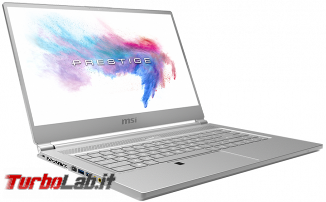 Risparmiare acquistando notebook generazione precedente: migliori PC portatili 2018 - msi p65 creator notebook