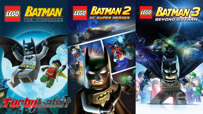 "saga ""Batman: Arkham"" è regalo Epic Games Store"