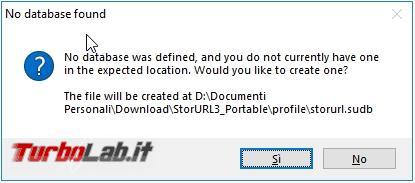 Salva organizza tutti link browser StorURL