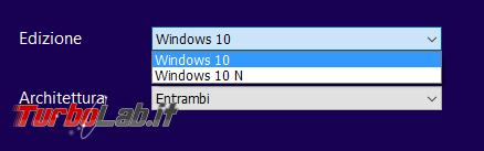 Scaricare Windows 10 DVD/ISO italiano: download diretto ufficiale (versione 1709 Fall Creators Update, Aggiornamento ottobre 2017) - Windows 10 101511 media creation tool edizione