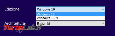 Scaricare Windows 10 DVD/ISO italiano: download diretto ufficiale (versione 1803, Aprile 2018) - Windows 10 101511 media creation tool edizione