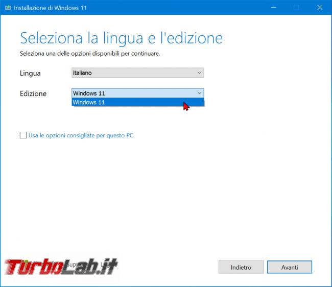 Scaricare Windows 11 DVD/ISO italiano: download diretto ufficiale (versione RTM finale) (video) - zShotVM_1633415341