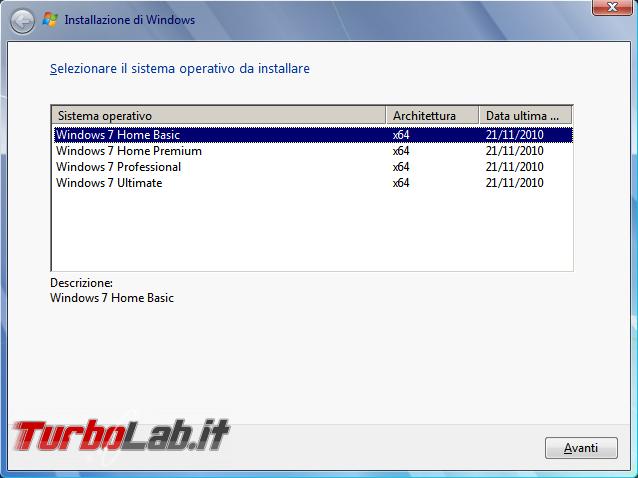 Scaricare Windows 7 DVD/ISO italiano: download diretto ufficiale