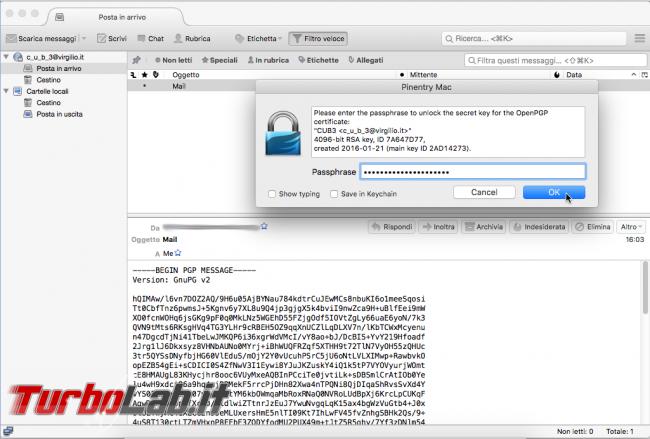 Scrivere email riservate tutta sicurezza: guida crittografia PGP