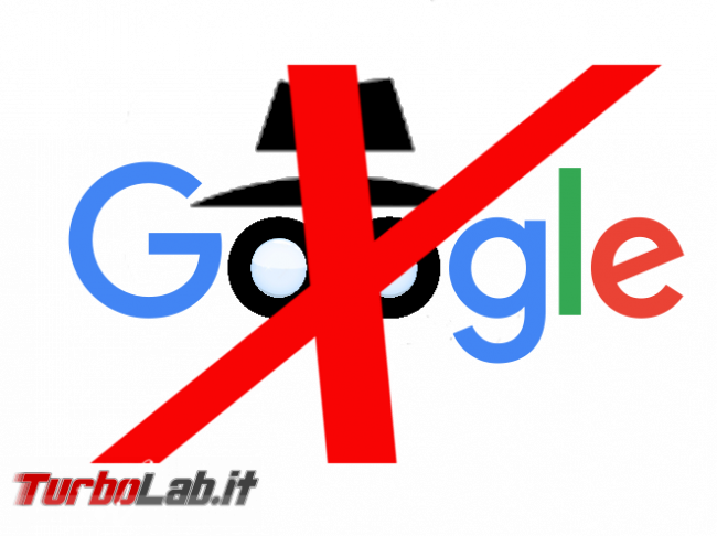 Si può fare meno Google?