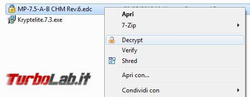 Silver Key Kriptelite mettono sicuro dati file criptati protetti password