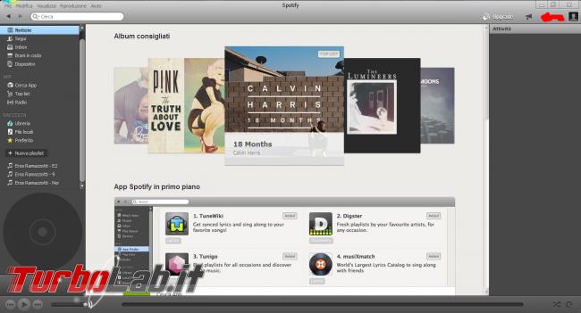 Spotify musica è cloud. Guida servizio ascolto download musicale completamente legale