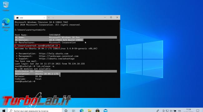 SSH Windows, Linux, Mac: Guida Definitiva - Come accedere VPS, server cloud AWS/Azure server aziendale facilità - zShot_161079266811