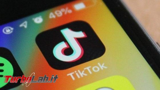 Stati Uniti aprono 'inchiesta TikTok