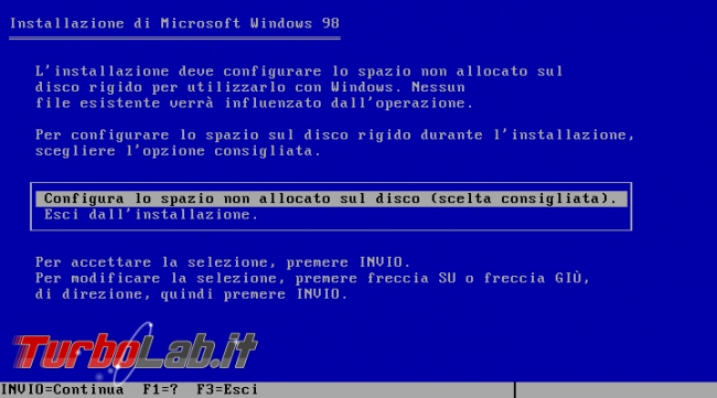 storia Windows, anni 1998 1999: Windows 98 Windows 98 Second Edition - VirtualBox_Windows 98_07_10_2017_14_16_15