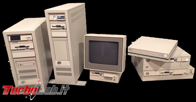 storia Windows, anno 1987: OS/2 - IBM Personal System-2 1987