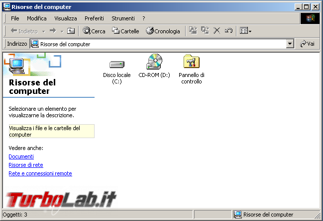 storia Windows, anno 2000: Windows 2000 - windows 2000 esplora risorse
