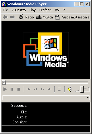 storia Windows, anno 2000: Windows 2000 - windows 2000 windows media player 6.4