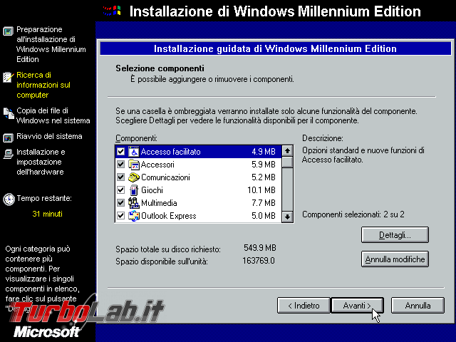 storia Windows, anno 2000: Windows ME (Millennium Edition) - VirtualBox_Windows ME_27_09_2017_11_24_56