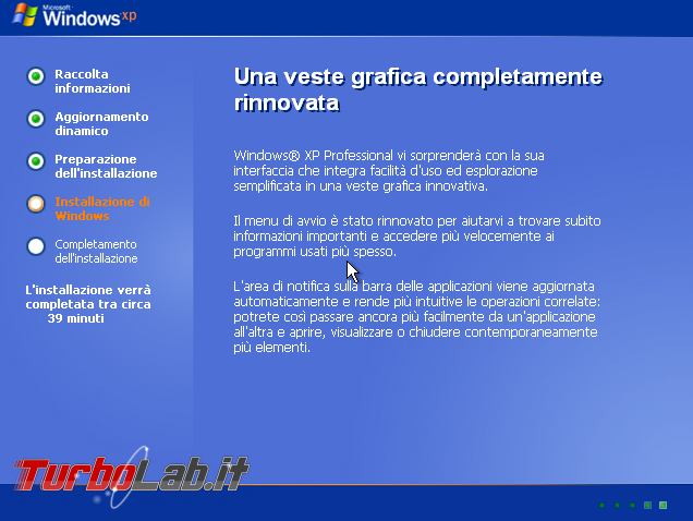 storia Windows, anno 2001: Windows XP