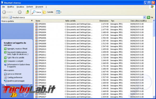 storia Windows, anno 2001: Windows XP