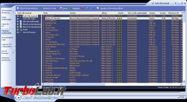 storia Windows, anno 2001: Windows XP - Windows windows xp Media Player 9