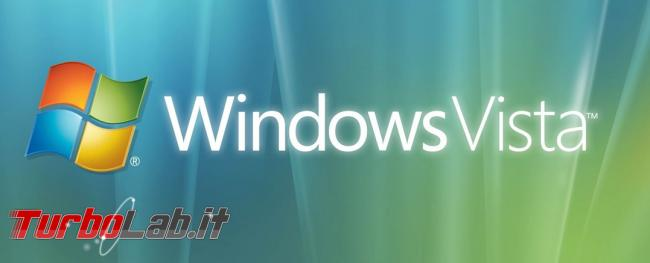 storia Windows, anno 2006: Windows Vista - windows vista wallpaper logo