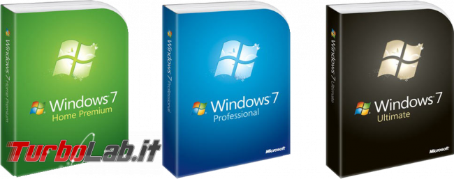storia Windows, anno 2009: Windows 7