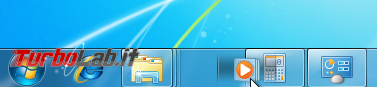 storia Windows, anno 2009: Windows 7 - windows 7 barra applicazioni sposta icone
