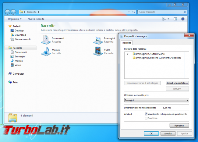 storia Windows, anno 2009: Windows 7 - windows 7 raccolte