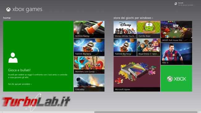 storia Windows, anno 2012: Windows 8