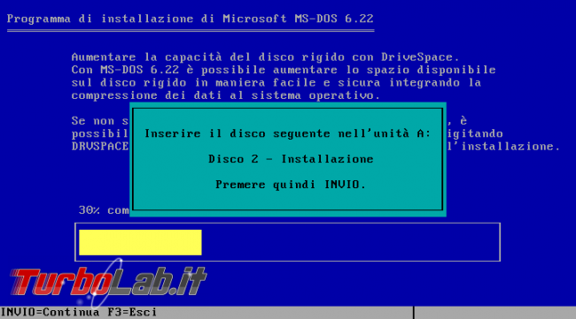 storia Windows, origini: MS-DOS - VirtualBox_MS-DOS_14_01_2018_07_52_12