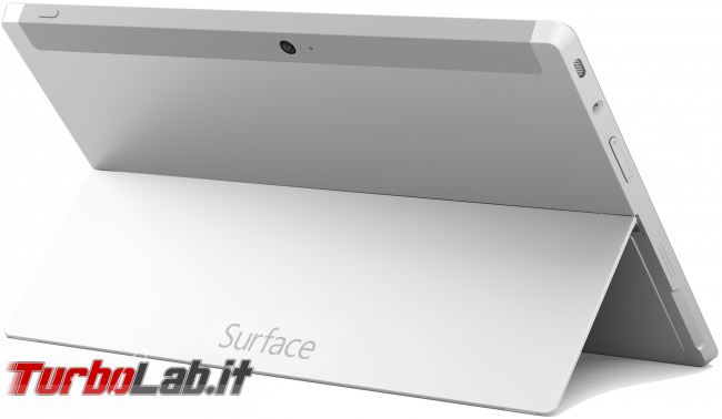 Surface 2: tablet Microsoft convince, perde sfida Android iPad (recensione prova completa) - prod_SurfaceFamily_Print