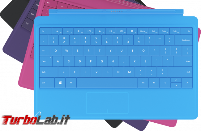 Surface 2: tablet Microsoft convince, perde sfida Android iPad (recensione prova completa) - prod_TypeCoverFamilyLocalized_Print