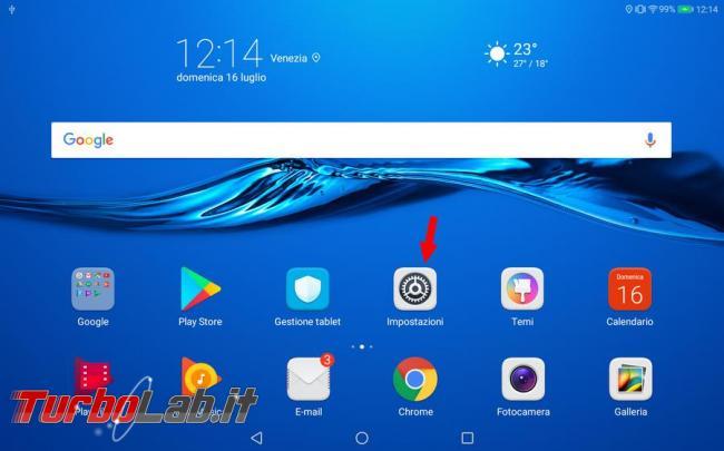 Tablet smartphone: come scoprire versione Android installata