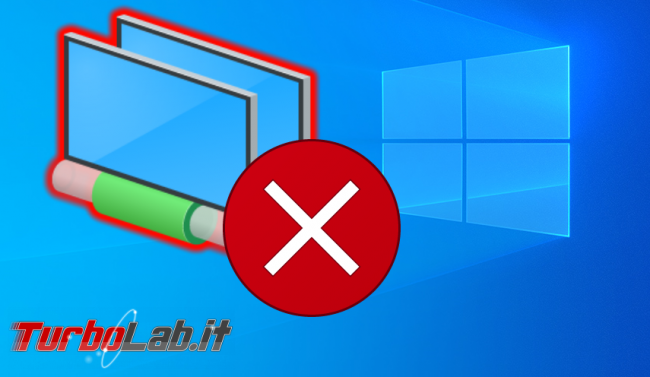TAP Windows Adapter V9: cosa è? virus? Come eliminare, disinstallare, rimuovere PC Windows 10? - connessione rete errore spotlight