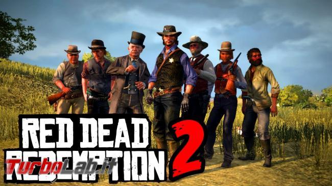 Tempo attesa videogiocatori: ecco principali titoli uscita - red_dead_redemption_2