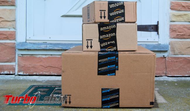 """Ti arrivano pacchi non hai ordinato? ' truffa """"brushing"""" Amazon"""