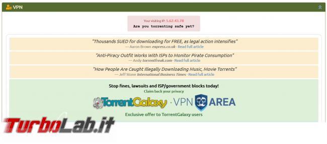 Ti serve veramente VPN? finzione realtà, ecco cosa dovresti sapere