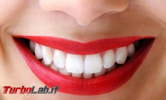 TikTok video sbiancare denti: insorgono dentisti