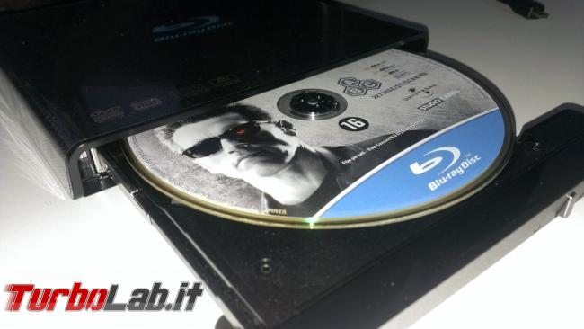 Trasformare film DVD file MP4 PC, smartphone, tablet: guida rip WinX DVD Ripper (conversione DVD MP4, H.264, AAC)
