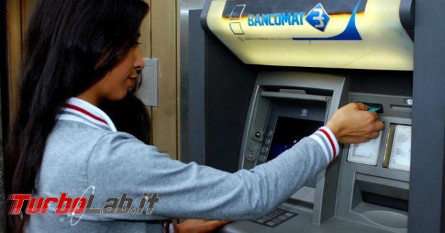 Truffa bancomat: venditori indotti versare somme sportello automatico - bancomat-1200-690x362