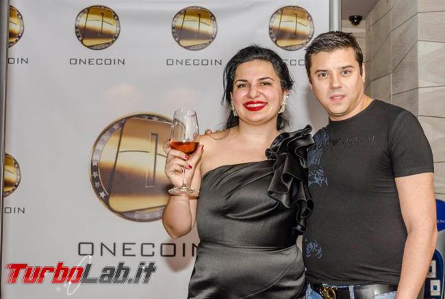 Truffa OneCoin: arrestato leader cripto-schema Ponzi - Ruja Ignatova konstantin onecoin