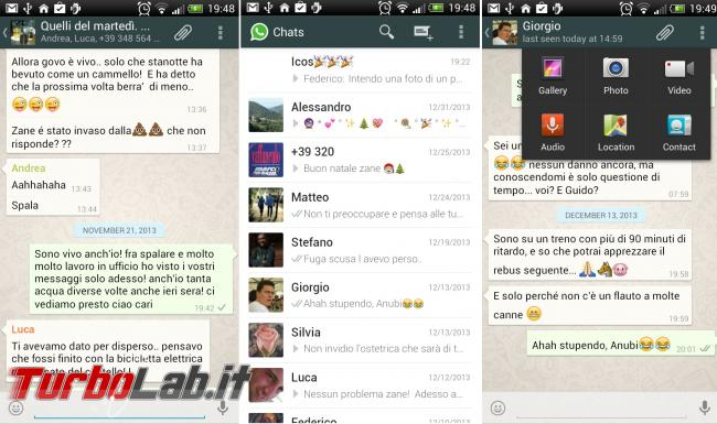 TurboLab.it Android Essentials: 25+ App indispensabili smartphone tablet