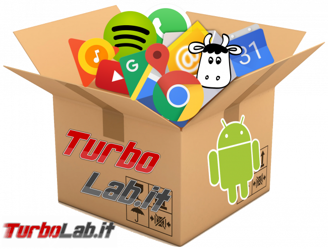 TurboLab.it Android PowerPack: 20+ app ottenere massimo smartphone/tablet Android - android essentials spotlight