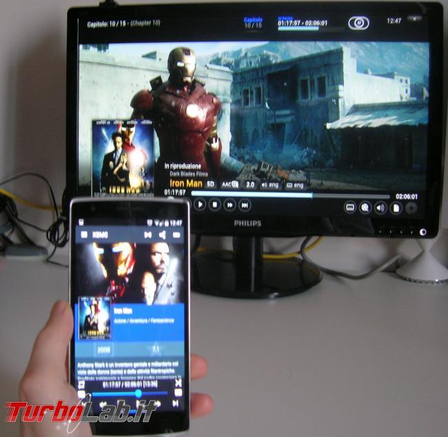 TurboLab.it Android PowerPack: 20+ app ottenere massimo smartphone/tablet Android - kodi__yatse_photo_pc