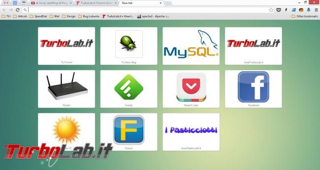 TurboLab.it Windows Essentials: 10+ programmi indispensabili installare dopo formattazione - speedial2 green.jpg