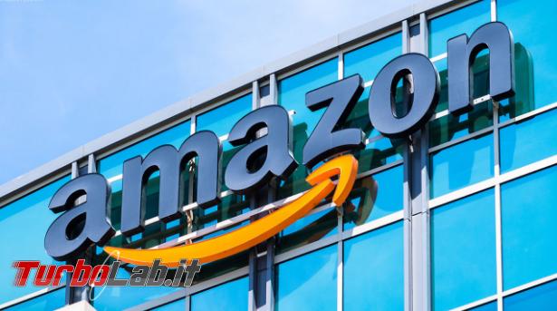 U.. avvia 'indagine antitrust Amazon - Annotazione 2019-07-17 214526