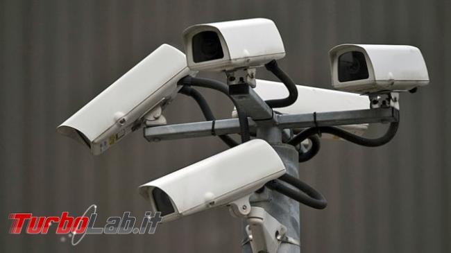 U.S.. hanno maggior numero telecamere sorveglianza pro capite mondo - _107513708_cctvbordersgetty