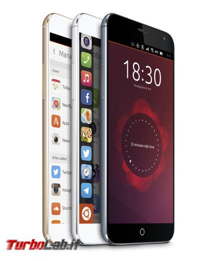 Ubuntu tornerà GNOME: Addio Unity 8 ubuntu phone