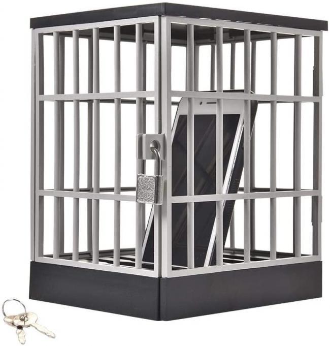 ultima moda è... prigione smartphone! - prigione per smartphone